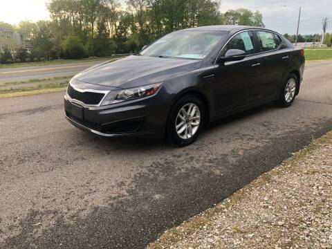 2011 Kia Optima for sale at Economy Auto Sales in Dumfries VA