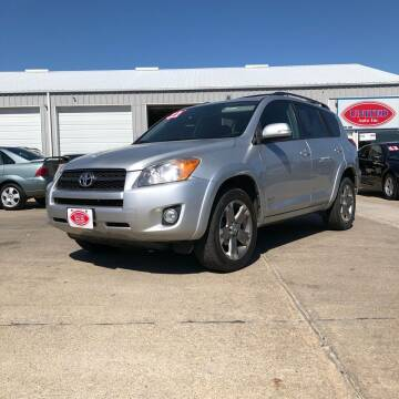 2011 Toyota RAV4 for sale at UNITED AUTO INC in South Sioux City NE