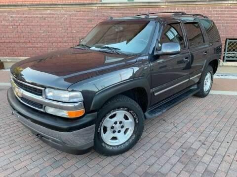 2005 Chevrolet Tahoe for sale at Euroasian Auto Inc in Wichita KS