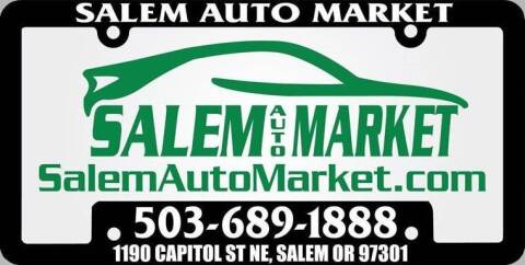 2012 Ford Fusion for sale at Salem Auto Market in Salem OR