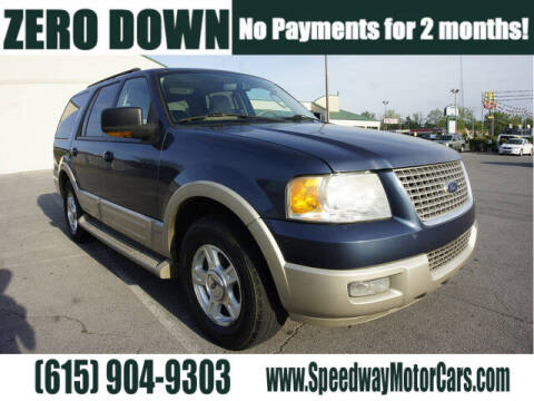 2006 Ford Expedition for sale at Speedway Motors in Murfreesboro TN
