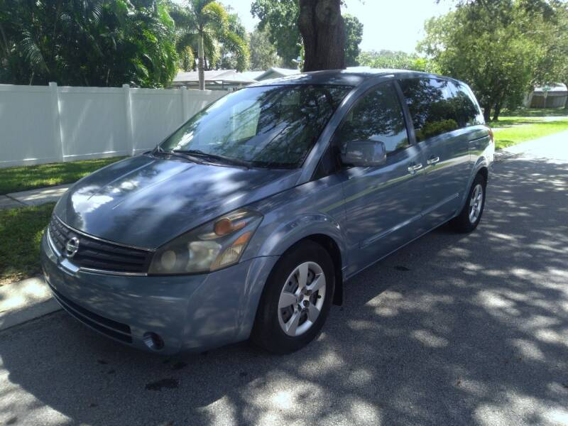 2009 Nissan Quest for sale at Low Price Auto Sales LLC in Palm Harbor FL