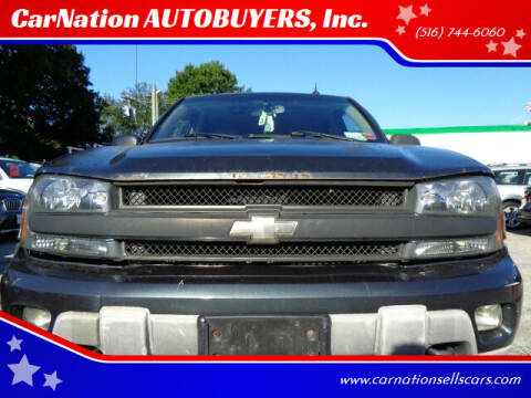 2005 Chevrolet TrailBlazer for sale at CarNation AUTOBUYERS, Inc. in Rockville Centre NY