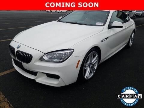 2015 BMW 6 Series for sale at Carma Auto Group in Duluth GA