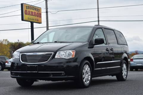 2016 Chrysler Town and Country for sale at Broadway Garage of Columbia County Inc. in Hudson NY