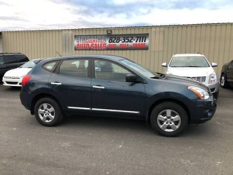 2013 Nissan Rogue for sale at Stikeleather Auto Sales in Taylorsville NC