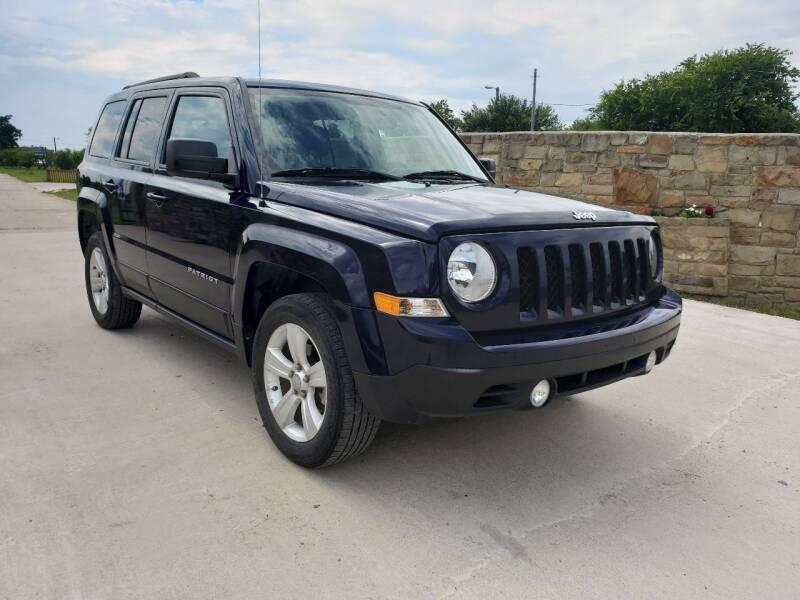 2016 Jeep Patriot for sale at Hi-Tech Automotive - Kyle in Kyle TX