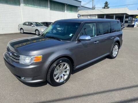 2010 Ford Flex for sale at TacomaAutoLoans.com in Lakewood WA