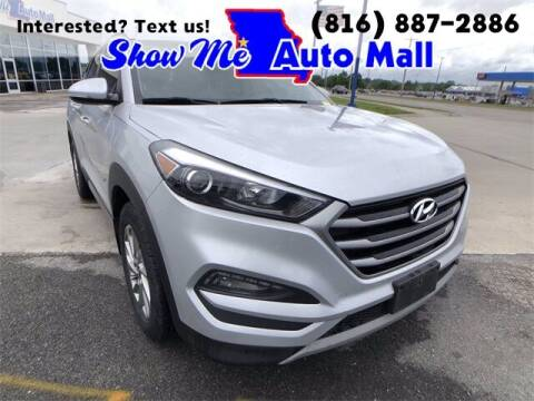 2017 Hyundai Tucson for sale at Show Me Auto Mall in Harrisonville MO