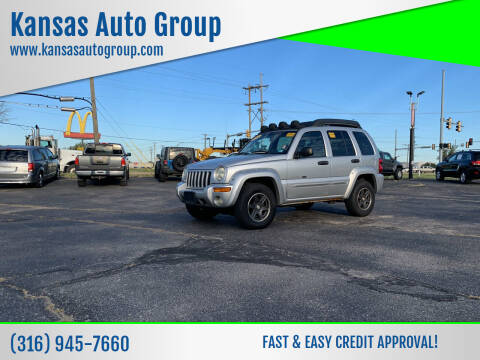 2003 Jeep Liberty for sale at Kansas Auto Group in Wichita KS