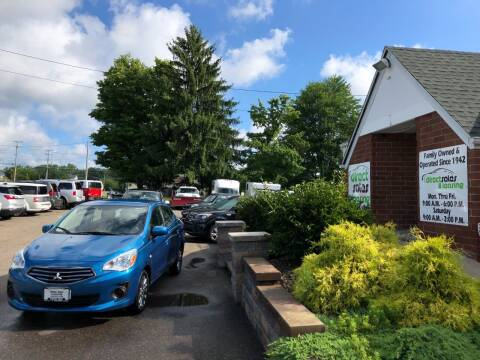 2018 Mitsubishi Mirage G4 for sale at Direct Sales & Leasing in Youngstown OH