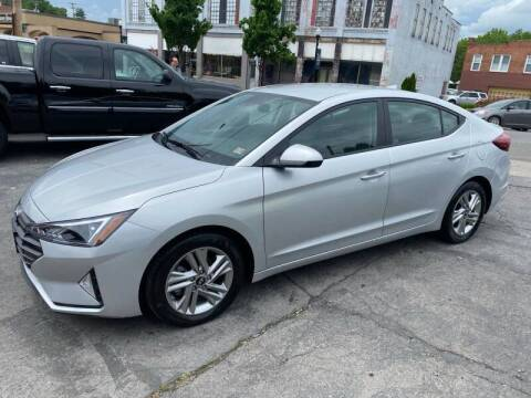 2019 Hyundai Elantra for sale at East Main Rides in Marion VA