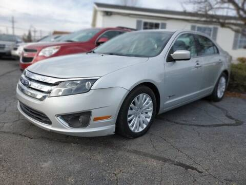 2010 Ford Fusion Hybrid for sale at Paramount Motors in Taylor MI