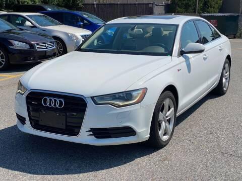 2012 Audi A6 for sale at MAGIC AUTO SALES - Magic Auto Prestige in South Hackensack NJ