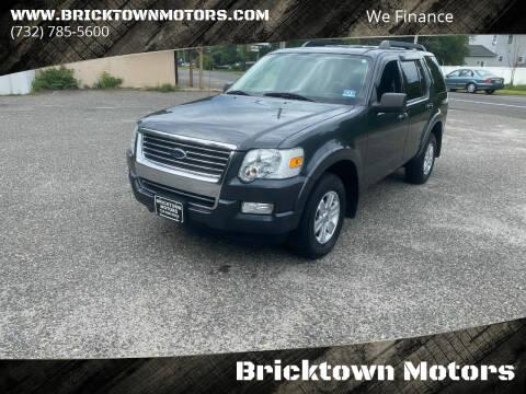 2010 Ford Explorer for sale at Bricktown Motors in Brick NJ