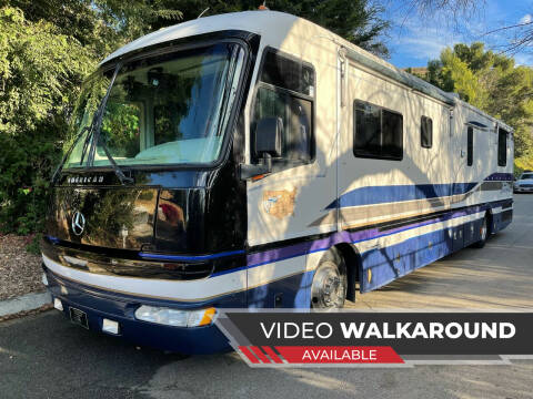 1997 Fleetwood American for sale at OnLine VW-BENZ.COM Auto Group in Riverside CA