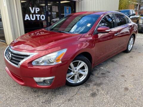 2014 Nissan Altima for sale at VP Auto in Greenville SC