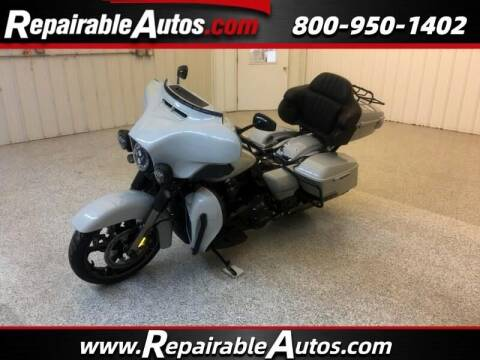 2020 Harley-Davidson FLHTKSE for sale at Ken's Auto in Strasburg ND