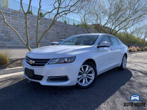 2016 Chevrolet Impala for sale at AUTO HOUSE TEMPE in Tempe AZ