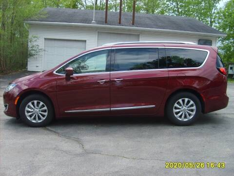 2019 Chrysler Pacifica for sale at Northport Motors LLC in New London WI