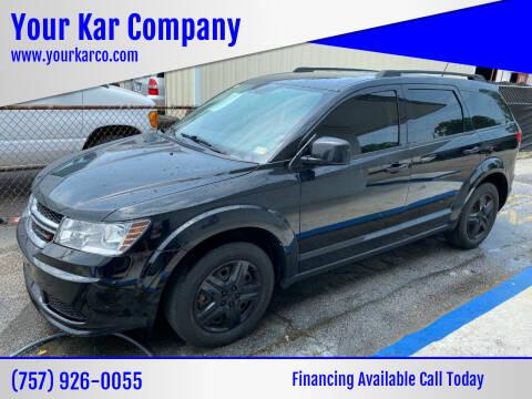 2017 Dodge Journey for sale at Your Kar Company in Norfolk VA