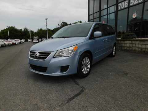 2012 Volkswagen Routan for sale at Paniagua Auto Mall in Dalton GA