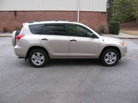 2007 Toyota RAV4 for sale at Automotion Of Atlanta in Conyers GA