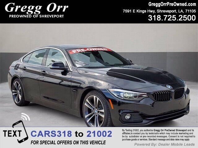 2020 BMW 4 Series for sale in Shreveport, LA