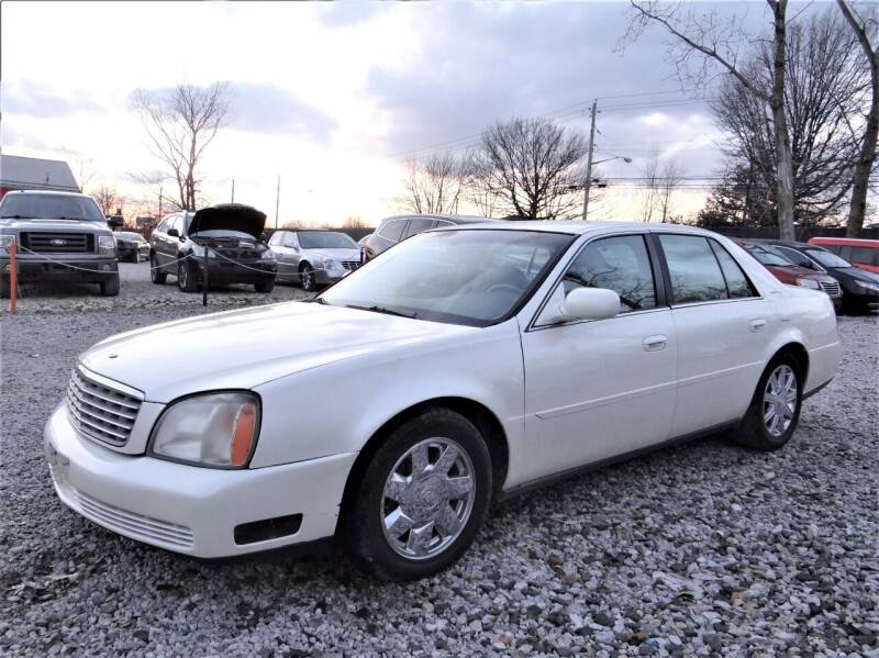 2001 Cadillac DeVille for sale at Premier Auto & Parts in Elyria OH