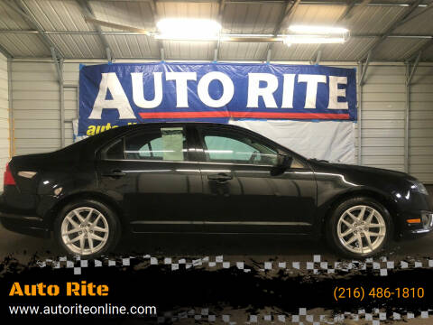 2012 Ford Fusion for sale at Auto Rite in Cleveland OH