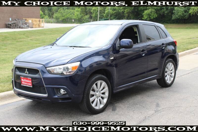 2011 Mitsubishi Outlander Sport for sale at Your Choice Autos - My Choice Motors in Elmhurst IL
