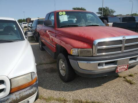 2000 Dodge Ram Pickup 1500 for sale at Buena Vista Auto Sales: Extension Lot in Storm Lake IA