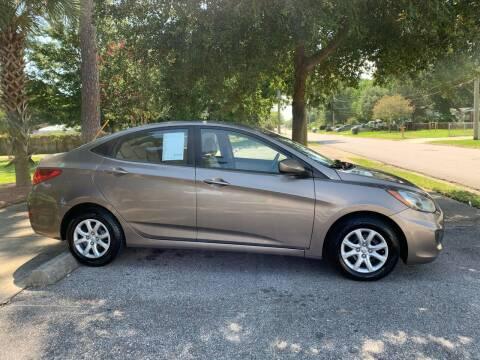 2012 Hyundai Accent for sale at Asap Motors Inc in Fort Walton Beach FL