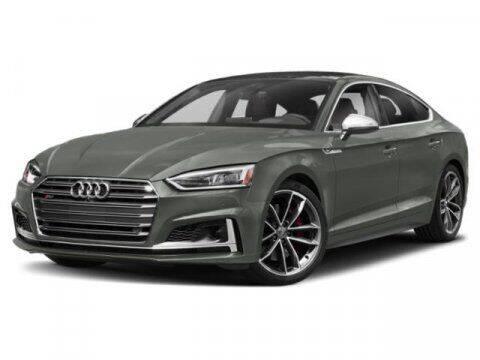 2019 Audi S5 Sportback for sale at DeluxeNJ.com in Linden NJ