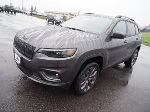 2021 Jeep Cherokee for sale at Karmart in Burlington WA