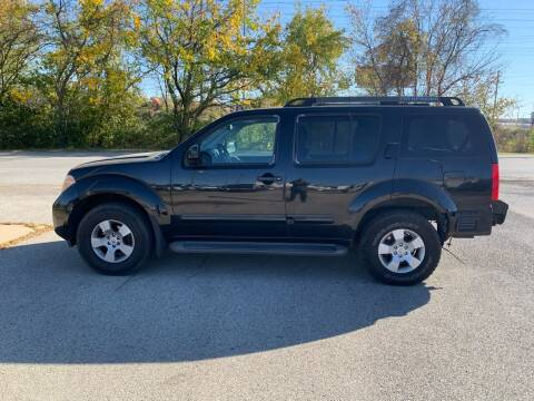 2006 Nissan Pathfinder for sale at Elite Auto Plaza in Springfield IL