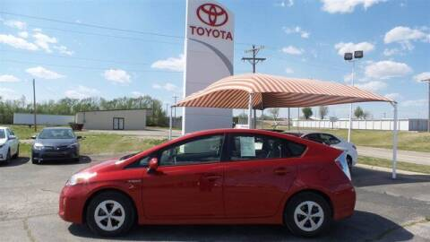 2013 Toyota Prius for sale at Quality Toyota in Independence KS