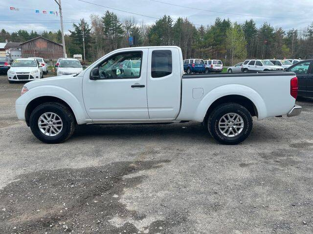 2015 Nissan Frontier for sale at Upstate Auto Sales Inc. in Pittstown NY