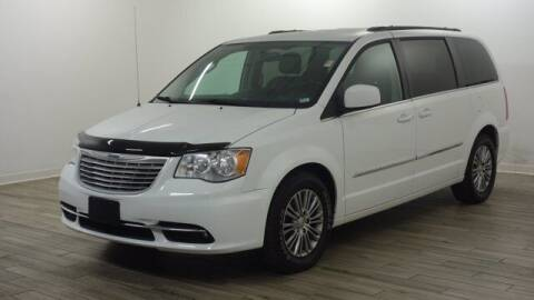 2015 Chrysler Town and Country for sale at TRAVERS GMT AUTO SALES - Traver GMT Auto Sales West in O Fallon MO