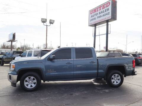 2014 GMC Sierra 1500 for sale at United Auto Sales in Oklahoma City OK