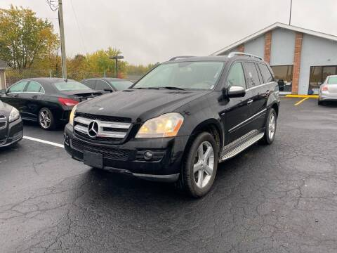 2009 Mercedes-Benz GL-Class for sale at Royal Auto Inc. in Columbus OH