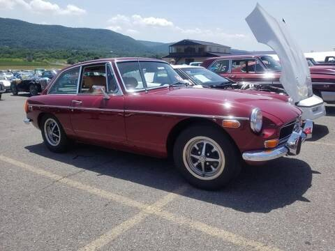 1973 MG MGB for sale at Great Lakes Classic Cars & Detail Shop in Hilton NY
