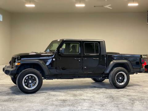 2020 Jeep Gladiator for sale at Harper Motorsports-Powersports in Post Falls ID