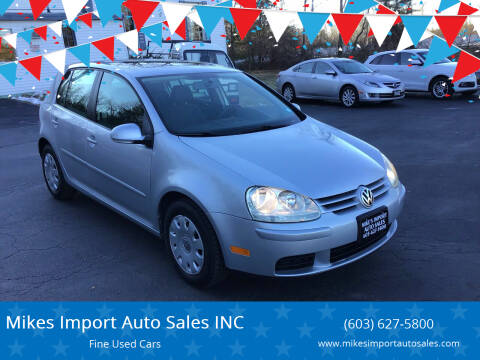 2007 Volkswagen Rabbit for sale at Mikes Import Auto Sales INC in Hooksett NH