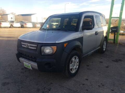 2008 Honda Element for sale at Independent Auto in Belle Fourche SD