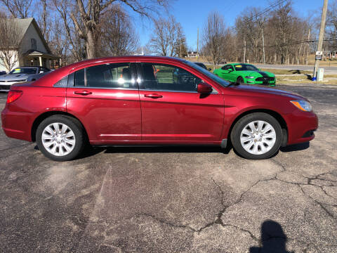 2012 Chrysler 200 for sale at Westview Motors in Hillsboro OH