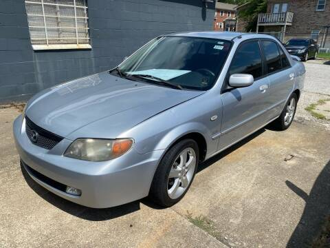 2003 Mazda Protege for sale at 4th Street Auto in Louisville KY