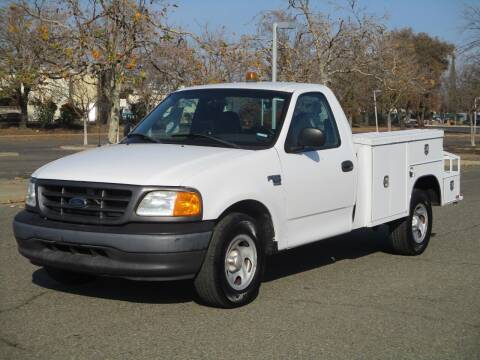 2004 Ford F-150 Heritage for sale at General Auto Sales Corp in Sacramento CA