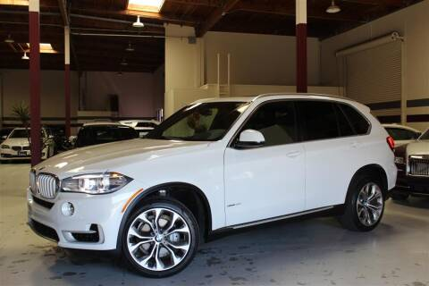 2017 BMW X5 for sale at SELECT MOTORS in San Mateo CA
