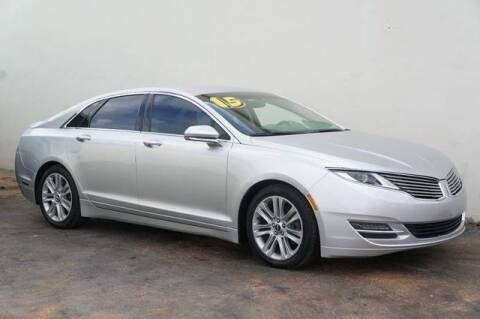 2015 Lincoln MKZ for sale at Prado Auto Sales in Miami FL